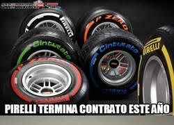 Enlace a Pirelli termina contrato este año