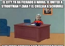Enlace a Wenger, espabila