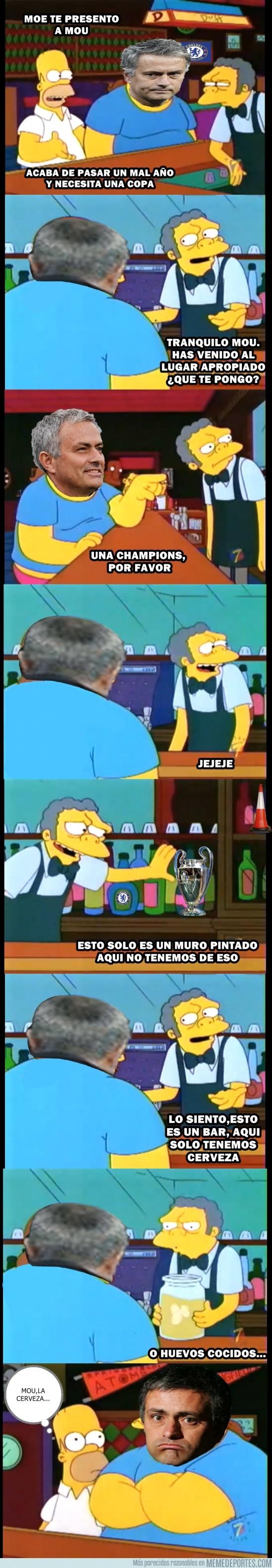 146598 - Mou en el Bar de Moe