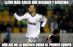Enlace a Lleva más goles que Higuaín y Benzema