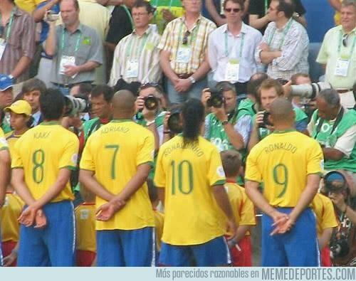 146736 - La última vez que Brasil dio miedo [remember]