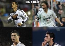 Enlace a CR7 y Raúl