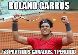 Enlace a El monstruo de Roland Garros