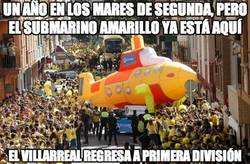 Enlace a El submarino amarillo ya está aquí