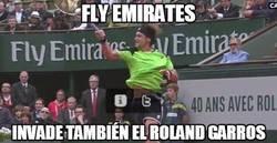 Enlace a Fly Emirates, ¿no era suficiente con el fútbol?