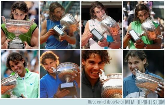 148089 - Los 8 Roland Garros de Nadal