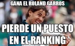 Enlace a Gana Roland Garros