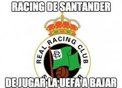 Enlace a Racing de Santander