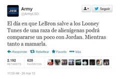 Enlace a Jordan vs LeBron por @ArmyLSD