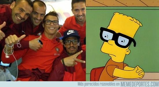 148667 - Cristiano Ronaldo y su nuevo Look