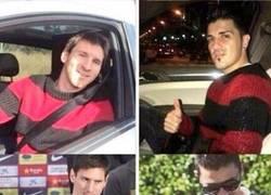 Enlace a ¿Villa tratando de ser Messi o al revés?