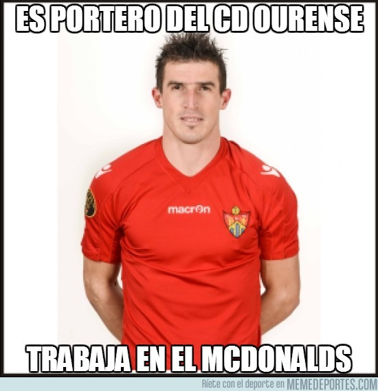 149076 - Es portero del CD Ourense