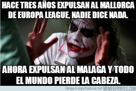 149131 - ¿El Málaga es más querido que el Mallorca?