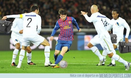 149402 - Messi regatea a Hacienda