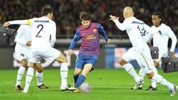 Enlace a Messi regatea a Hacienda
