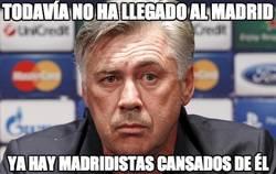 Enlace a Todavía no ha llegado al Madrid