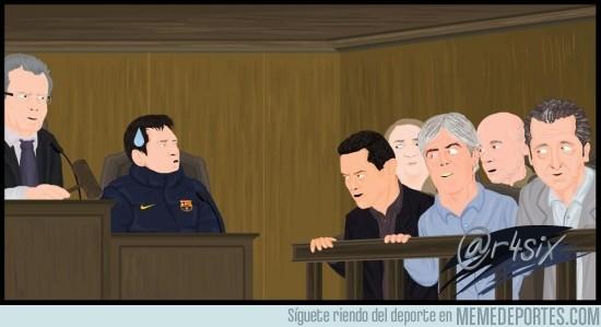 149777 - Juicio a Messi con un jurado popular imparcial por @r4six