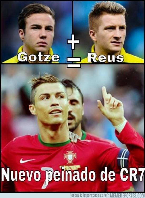 150127 - Peinado de Götze + el de Reus