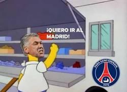 Enlace a Estado de las negociaciones Ancelotti-PSG