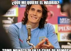 Enlace a ¿Que me quiere el Madrid?