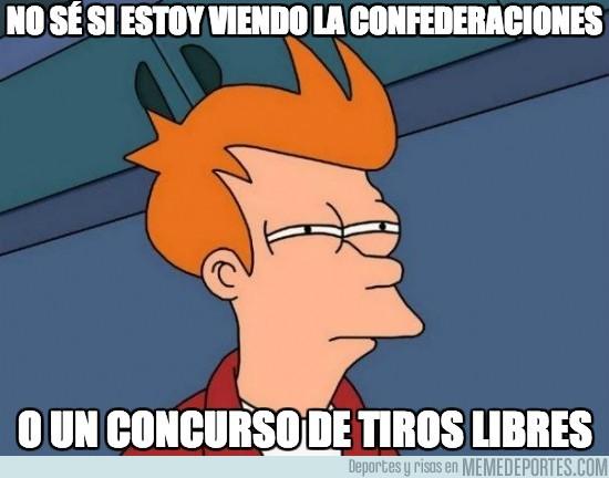 151627 - No sé si estoy viendo la Confederaciones