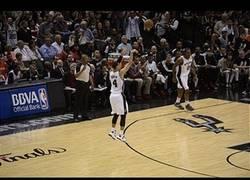 Enlace a VÍDEO: Danny Green rompe el récord de más triples conseguidos en las finales de la NBA