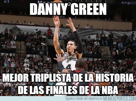 151649 - Danny Green pasa a la historia