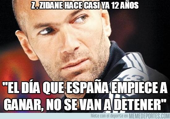 152400 - Z . Zidane hace casi ya 12 años