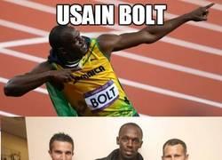 Enlace a Usain Bolt