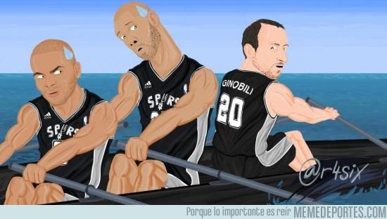 152550 - Finales de la NBA por @r4six