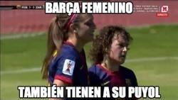Enlace a En el fútbol femenino también tienen a un Puyol