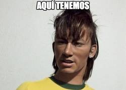 Enlace a Neymar, nueva víctima