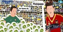 Enlace a Hat-trick de Torres por @r4six