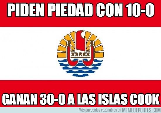 153776 - Piden piedad con 10-0