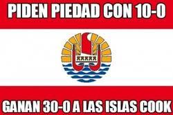 Enlace a Piden piedad con 10-0