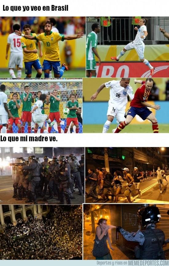 153867 - Las 2 caras de Brasil