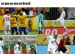 Enlace a Las 2 caras de Brasil