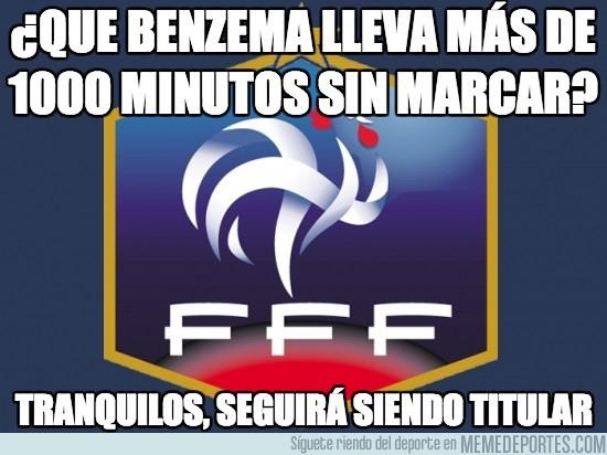 153908 - ¿Que Benzema lleva más de 1000 minutos sin marcar?