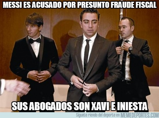 153927 - Messi es acusado por presunto fraude fiscal