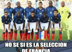 Enlace a ¿Francia sub-20?