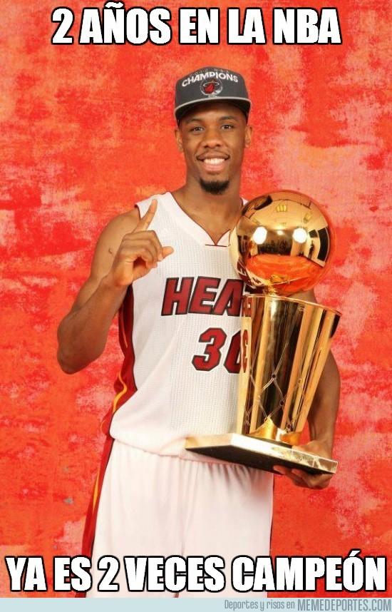 153960 - 2 años en la NBA