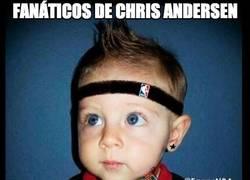 Enlace a Fanáticos de Chris Andersen