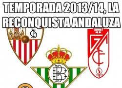 Enlace a Temporada 2013/14, la reconquista andaluza