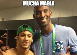 Enlace a Mucha magia