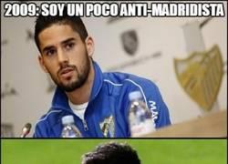 Enlace a Isco, nuevo fichaje del Real Madrid y sus declaraciones
