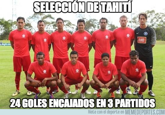 154841 - Selección de Tahití
