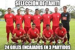 Enlace a Selección de Tahití
