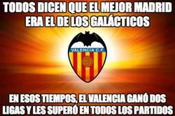Enlace a Todos dicen que el mejor Madrid era el de los galácticos