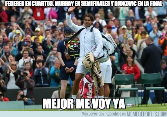 155269 - Federer en cuartos, Murray en semifinales y Djokovic en la final