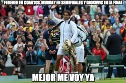 Enlace a Federer en cuartos, Murray en semifinales y Djokovic en la final